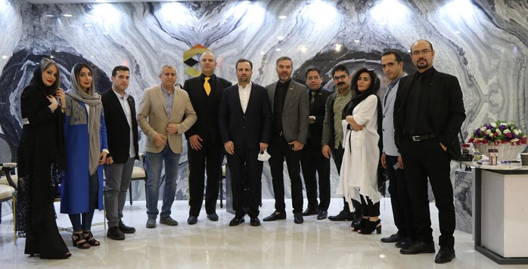 گردهمایی سازندگان و معماران تهران iBBi - دکتر پیمان بردبار