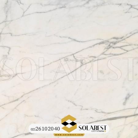 سنگ اسلب مرمریت Calacatta Vagli Spain Crystal Marble