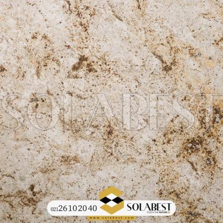سنگ اسلب گرانیت Colonial Gold India Granite