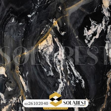 سنگ مرمریت Black Ocean