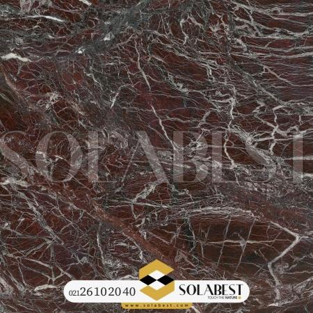 سنگ اسلب مرمریت Rosso Levante Turkey Marble