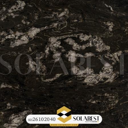 سنگ اسلب گرانیت Titanium Brazil Granite